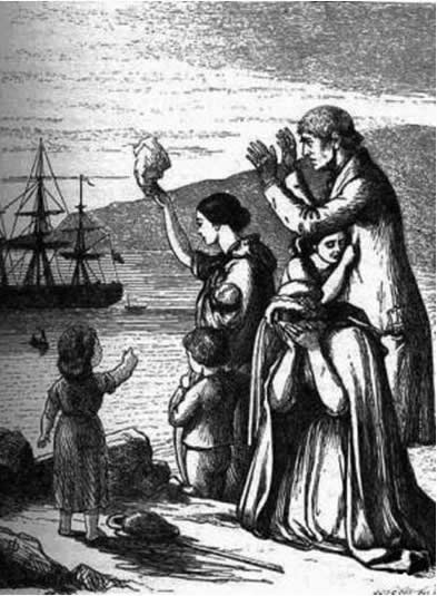 an introduction to the history of the great irish famine Irish potato famine report a  view more other resources by this author railways - an introduction  goes from the dinosaurs through key periods of history.